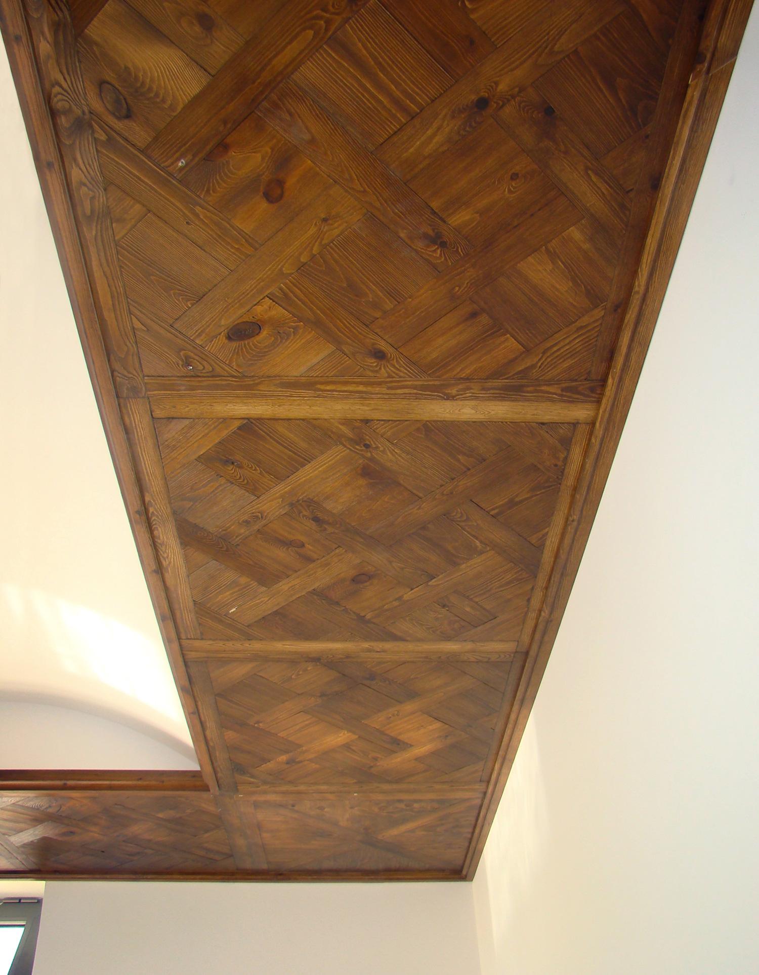 spaindoors techos de madera
